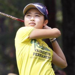 安田祐香はゴルフIQが高く技術はすでにプロレベル
