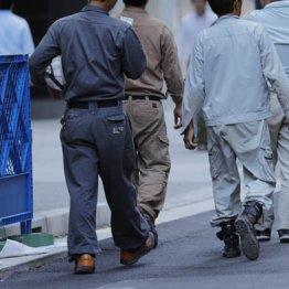 建築現場で働く作業員の流行は…スポットクーラーと空調服