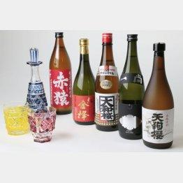 次世代の本格焼酎(C)日刊ゲンダイ