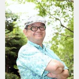 ラジカル鈴木さん(C)日刊ゲンダイ