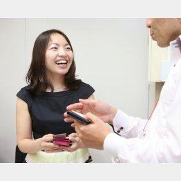 銀座セカンドライフの片桐実央社長(C)日刊ゲンダイ