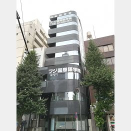 北新宿にドーンとビルが立つ(提供写真)
