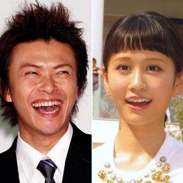 勝地涼(左)と前田敦子