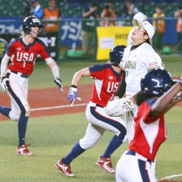 550球目で力尽きたエース上野