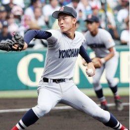 横浜の先発・及川は2本塁打を浴び7回途中4失点