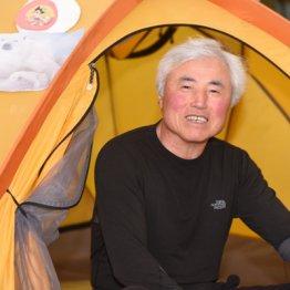 南北両極を初めて単独徒歩横断 冒険家・大場満郎さんは今