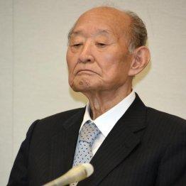 藤井裕久氏