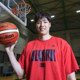 バスケ日本代表・竹内譲次さん 体脂肪を燃やすMCTオイル