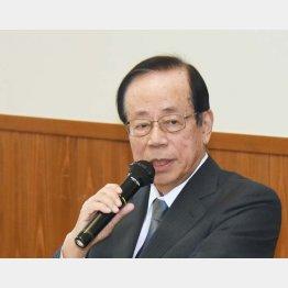 """最近は公然と""""安倍批判""""(C)日刊ゲンダイ"""