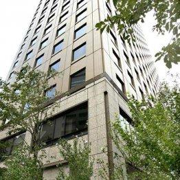 森トラストの本社が入る虎ノ門2丁目タワー