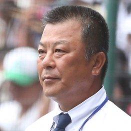 大阪桐蔭野球部部長・有友茂史氏