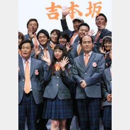 初代センターは小川暖奈(C)日刊ゲンダイ