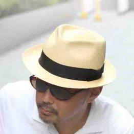 日傘男子より帽子紳士 夏には「パナマハット」のススメ