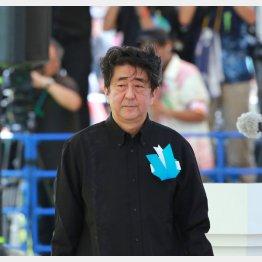 亡国首相(C)日刊ゲンダイ