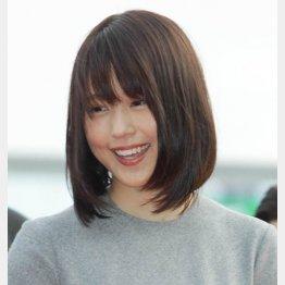 有村架純(C)日刊ゲンダイ