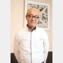 ミチノ・ル・トゥールビヨン 道野正さん(C)日刊ゲンダイ
