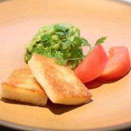 【アボカドのディップ】栄養価が高く糖質を含まない食材