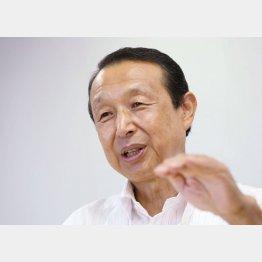 都庁職員として都市防災を手掛けた土屋信行氏(C)日刊ゲンダイ