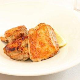【鶏モモ肉のソテー 香草風味】まるで本格的なメインディッシュ