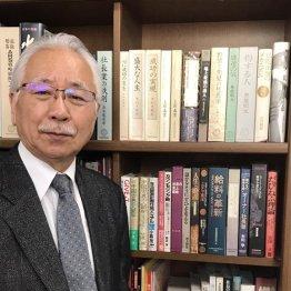 東京都美容生活衛生同業組合理事長・金内光信さんは子母澤寛の「勝海舟」な感動