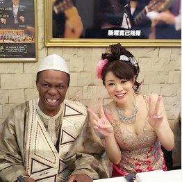 第3夫人は日本人歌手(北山みつきのインスタグラムから)