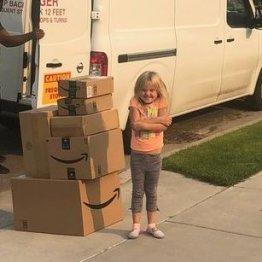 """6歳娘がネットで勝手に爆買い 両親が選んだ""""完璧""""な解決策"""