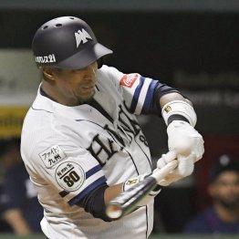 サヨナラ満塁本塁打を放つグラシアル