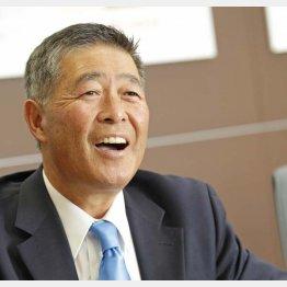 メディシノバ代表取締役社長兼CEOの岩城 裕一氏(C)日刊ゲンダイ