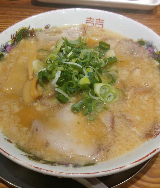 チャーシュー麺800円(C)日刊ゲンダイ