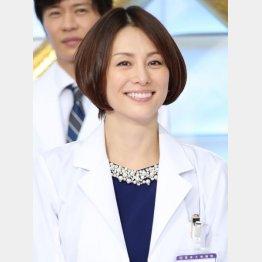 米倉涼子(C)日刊ゲンダイ