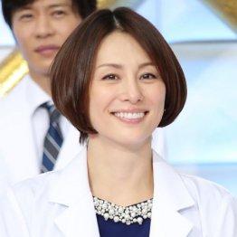 """元弁護士役に挑戦の米倉涼子 医師への""""転身""""いつでも歓迎"""