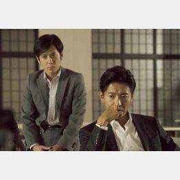 映画「検察側の罪人」(C)2018 TOHO JStorm