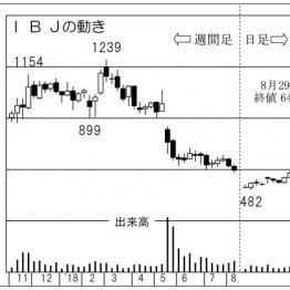 婚活サービス拡大傾向 日本最大「IBJ」が長期視点で買い場