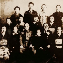 脚本家ジェームス三木さん 旧満州時代の写真はたったの1枚