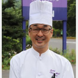 小樽朝里クラッセホテルの遠藤稔さん(C)日刊ゲンダイ