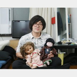 松原タニシさん(C)日刊ゲンダイ