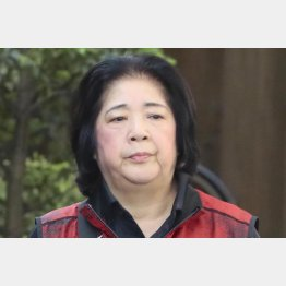 塚原千恵子氏(C)日刊ゲンダイ