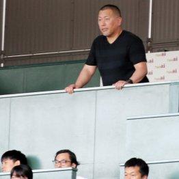 甲子園観戦で騒然 清原が野球に携わるのは甘さではない