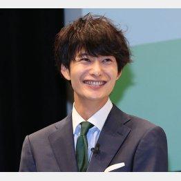 岡田将生(C)日刊ゲンダイ