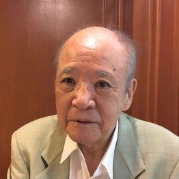 大阪府受動喫煙防止対策推進協議会会長の小林芳春氏