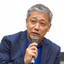立岩陽一郎氏