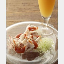 合う酒=白ワイン、日本酒、ビール(C)日刊ゲンダイ