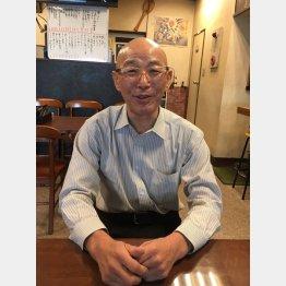 兵庫県飲食業生活衛生同業組合の入江眞弘理事長(C)日刊ゲンダイ