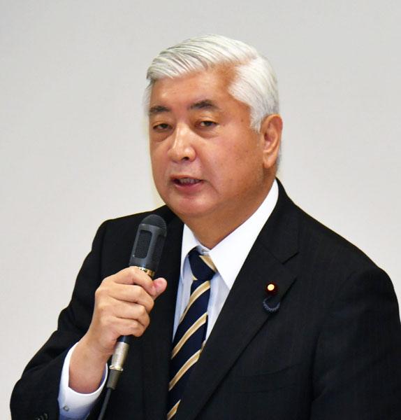 中谷元・元防衛相(C)日刊ゲンダイ