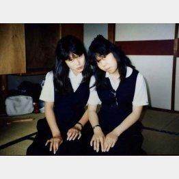 高校時代(提供写真)