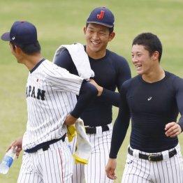 宮崎に行った部長は選手の性格や人間性をチェックしている
