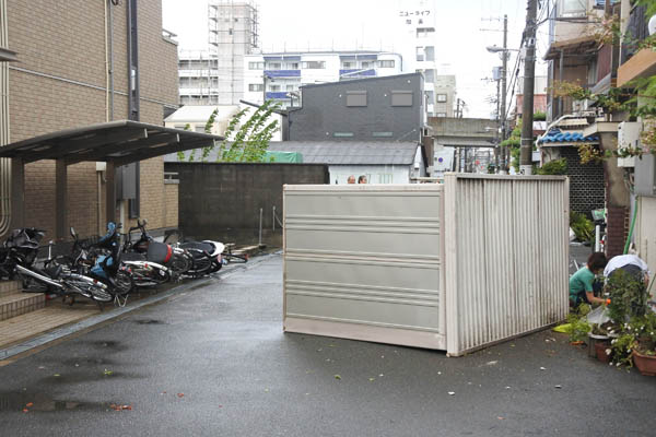 台風21号でも大きな被害(C)日刊ゲンダイ