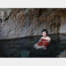 木賊温泉(提供写真)