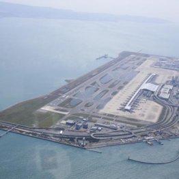 台風で関空は水没…成田空港が被災すれば損失額は2000億円