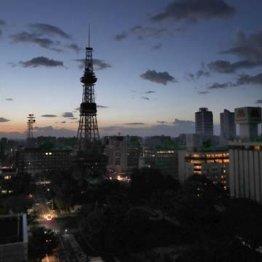 北海道地震発生から1日 NHKの報道時間は22時間も民放は…